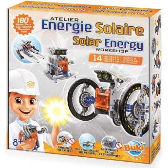 Buki Energia słoneczna 14 w 1