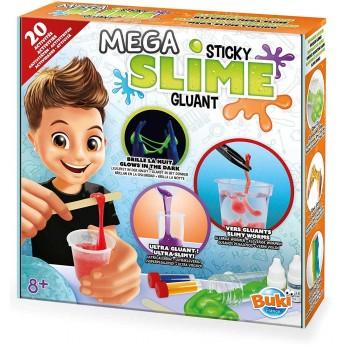 Buki Mega Lab do produkcji 20 glutów Slime +8