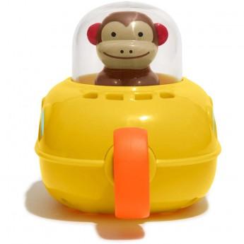 Skip Hop Małpka w łodzi podwodnej zabawka do kąpieli