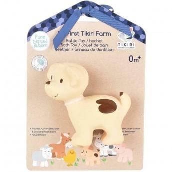 Tikiri Gryzak zabawka Pies Farma w opakowaniu