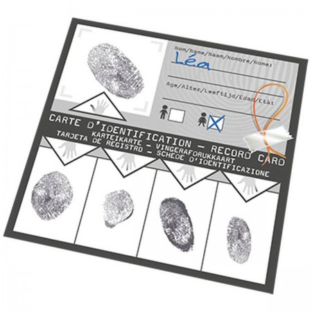 Buki Mały kryminolog -12 eksperymentów