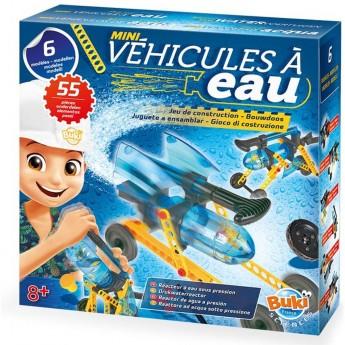 Buki Mini pojazdy wodne - 6 modeli