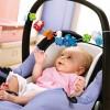 Haba Łańcuszek do wózka Farma Moo & Baa dla niemowląt