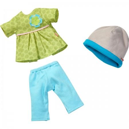 Haba Komplet ubrań Meadow Enchantment dla lalek 32cm +18mc