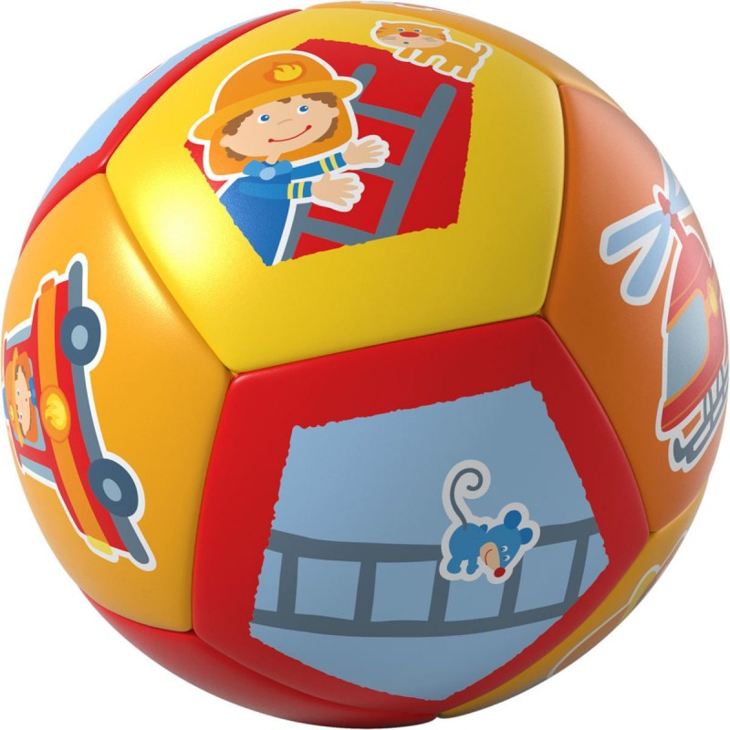 Haba Pierwsza Piłka dla niemowląt +6mc Strażacy
