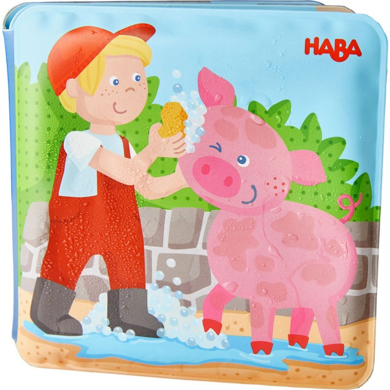 Haba Książeczka do kąpieli Farma