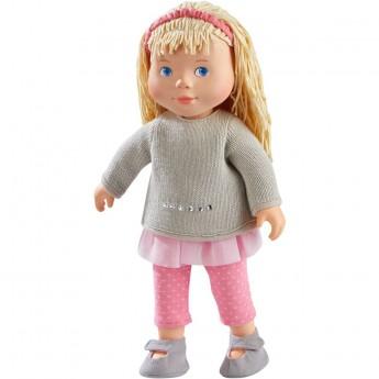 Haba Lalka Elisa do zabawy z miękkim ciałem dla dzieci +3