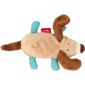 Sigikid Piesek Red Stars przytulanka sensoryczna dla niemowląt