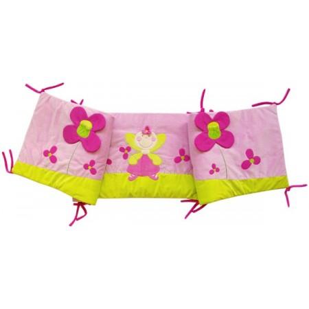 Zabawka do łóżeczka Lilifleur ochraniacz 2w1