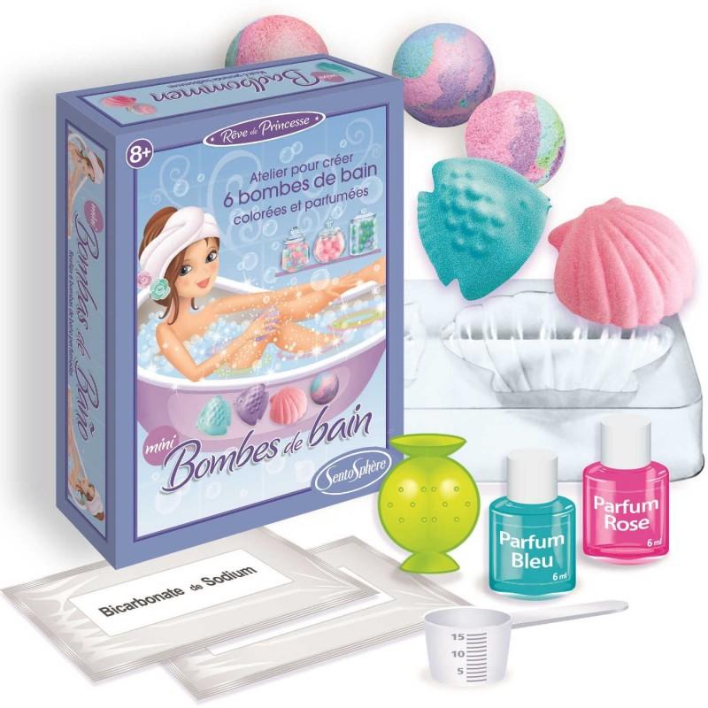 SentoSphere Kule do kąpieli do robienia dla dzieci