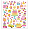 Urodziny naklejki ozdobne dla dzieci, Creativ Company