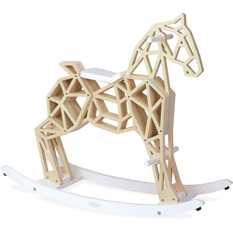 Vilac Diamond rocking horse