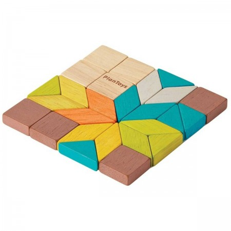 Plan Toys Mini mozaika do układania