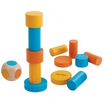 Plan Toys Mini Gra balansująca wieża