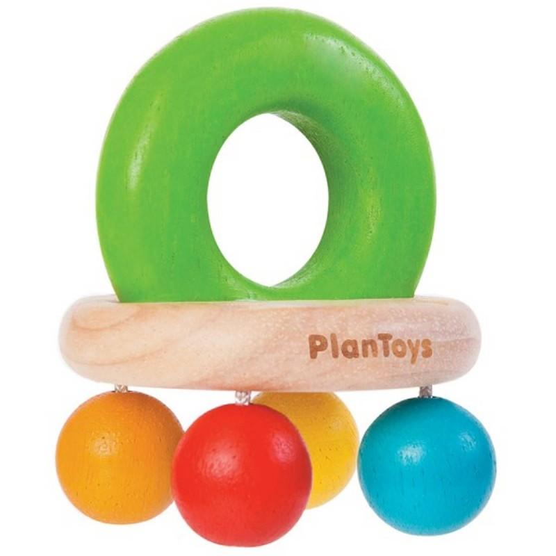 Plan Toys Grzechotka dzwoneczek