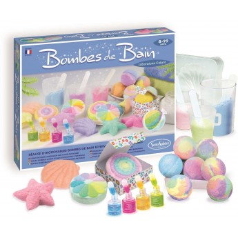Zestaw do robienia kul do kąpieli Bath Bombs, SentoSphere