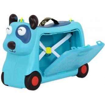B.Toys Walizka-jeździk On the GoGo