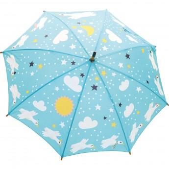 Parasolka drewniana dla dzieci Kaczka by M.Carlslund, Vilac