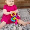 Fat Brain Toys Mini przyssawki - obręcze PipSquigz Ringlets