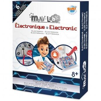 Buki Mini lab zestaw elektroniczny dla dzieci od 8 lat