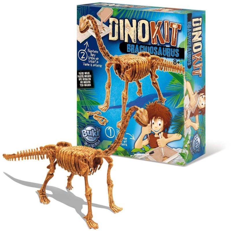 Buki Mały archeolog Brachiozaur do wykuwania i złożenia