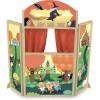 Vilac duży teatrzyk drewniany stojący Baśnie dla dzieci