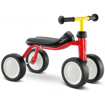 PUKYlino jeździk czerwony dla dzieci od 12mc NEW
