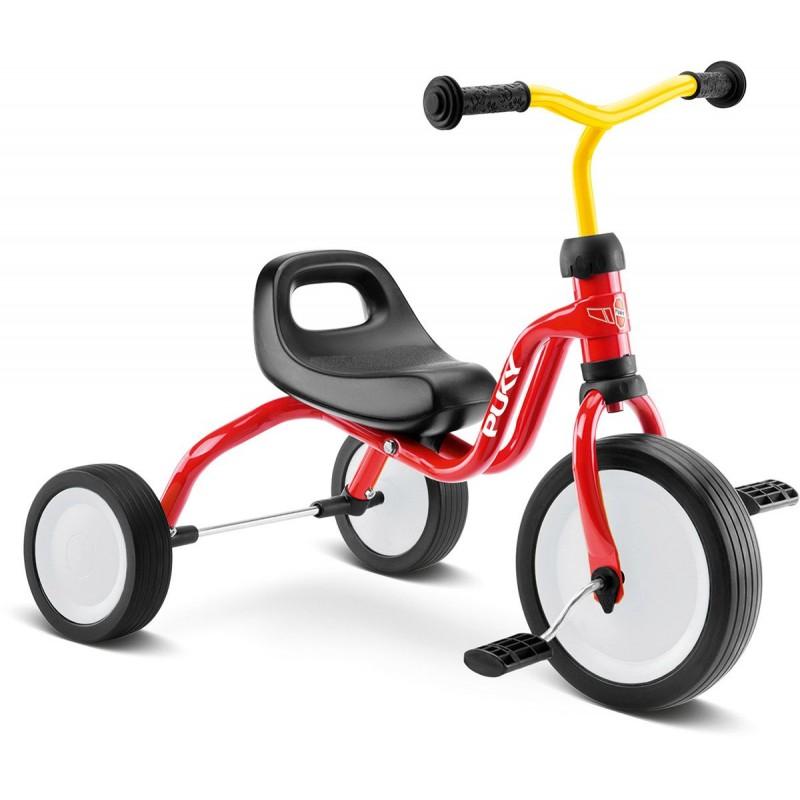 Puky Fitsch czerwony rowerek trójkołowy NEW