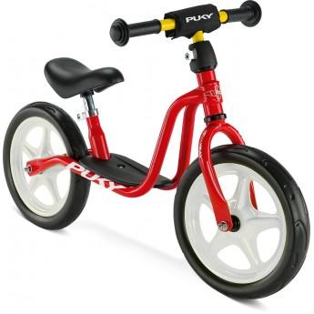 Puky LR1 czerwony rowerek biegowy 3+ piankowe koła NEW