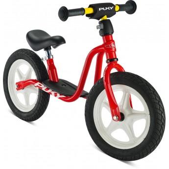 Puky rowerek biegowy LR 1L czerwony 3+ pompowane koła