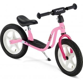 Puky rowerek biegowy LR 1L różowy 3+ pompowane koła