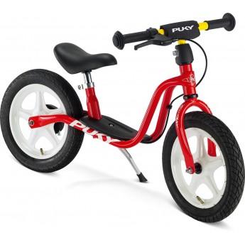 Puky rowerek biegowy LR 1L Br czerwony 3+ z hamulcami