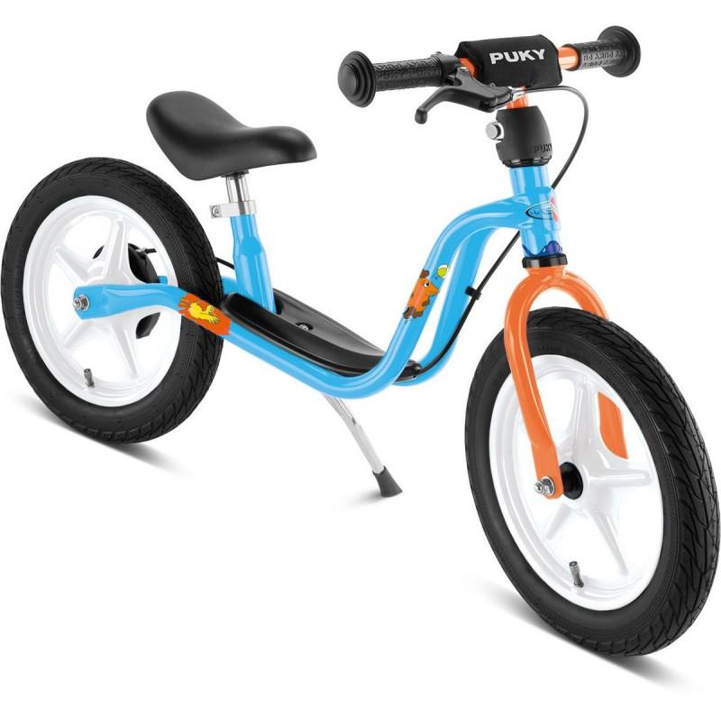 Puky rowerek biegowy LR 1L Br niebieski 3+ z hamulcami