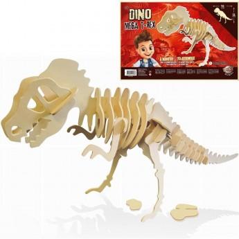 Buki bardzo duży szkielet Tyranozaura do złożenia +6