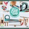 Djeco Zestaw Zig & Go 28 elementów zabawka edukacyjna