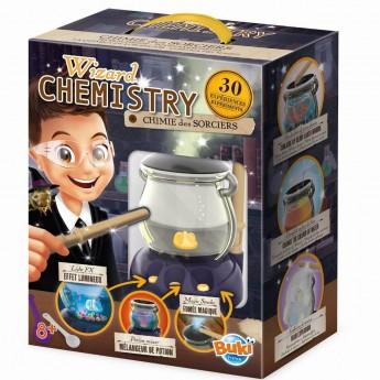 Magiczna chemia - 30 eksperymentów, Buki