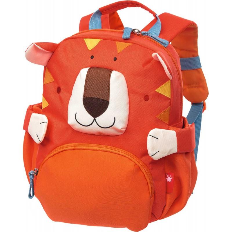 Sigikid Plecak Tygrys w cyrku dla 2 latka i dziecka do przedszkola