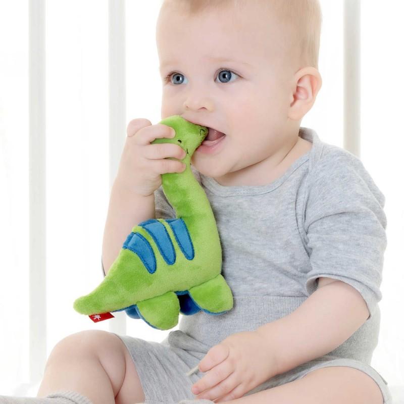 Sigikid Piszczałka Dino Redstars dla niemowląt
