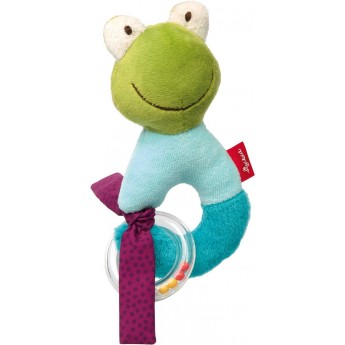 Sigikid Gryzak Żabka RedStars zabawka dla niemowląt