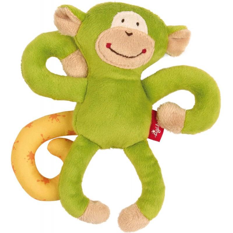 Sigikid Zawieszka dla niemowląt Małpka zielona