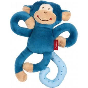 Sigikid Zawieszka dla niemowląt Małpka niebieska