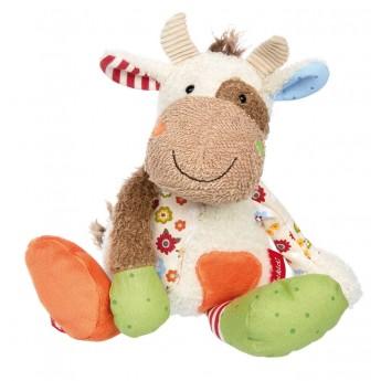 Sigikid Krowa Patchwork Sweety przytulanka dla niemowląt