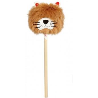 Ołówek z lwem brązowym, Souza!