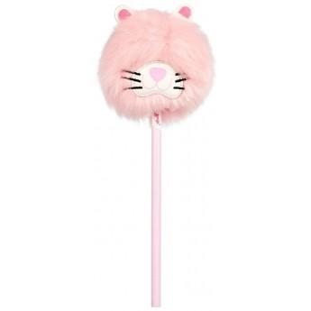 Ołówek z lwem różowym, Souza!