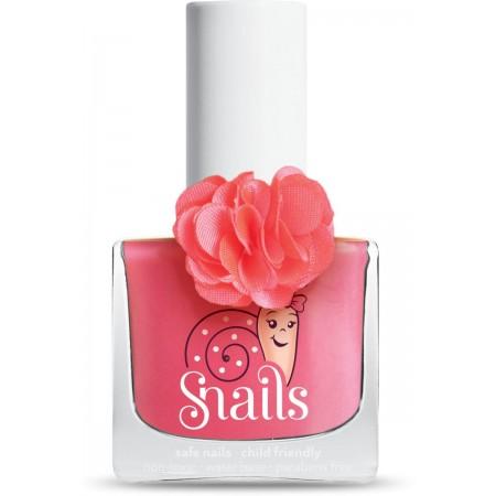 Snails lakier do paznokci dla dzieci +3lat Fleur Rose