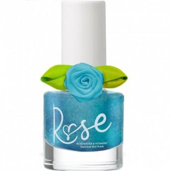 Snails Niebieski lakier do paznokci peel off ROSE - Omg