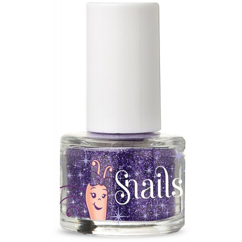Snails brokat do paznokci Purple Blue dla dzieci +3