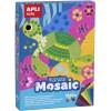 Apli Kids Mozaika piankowa Zwierzęta Morskie zestaw +4