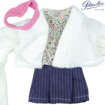 Chatelet ubranko dla lalek 40cm, Petitcollin