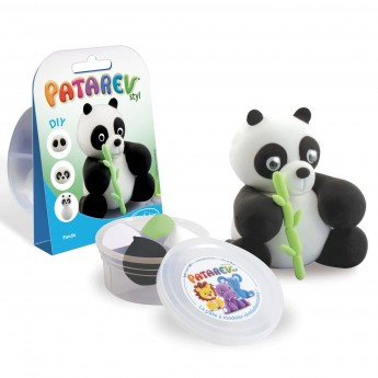 Patarev Pocket Panda zestaw kreatywny SentoSphere